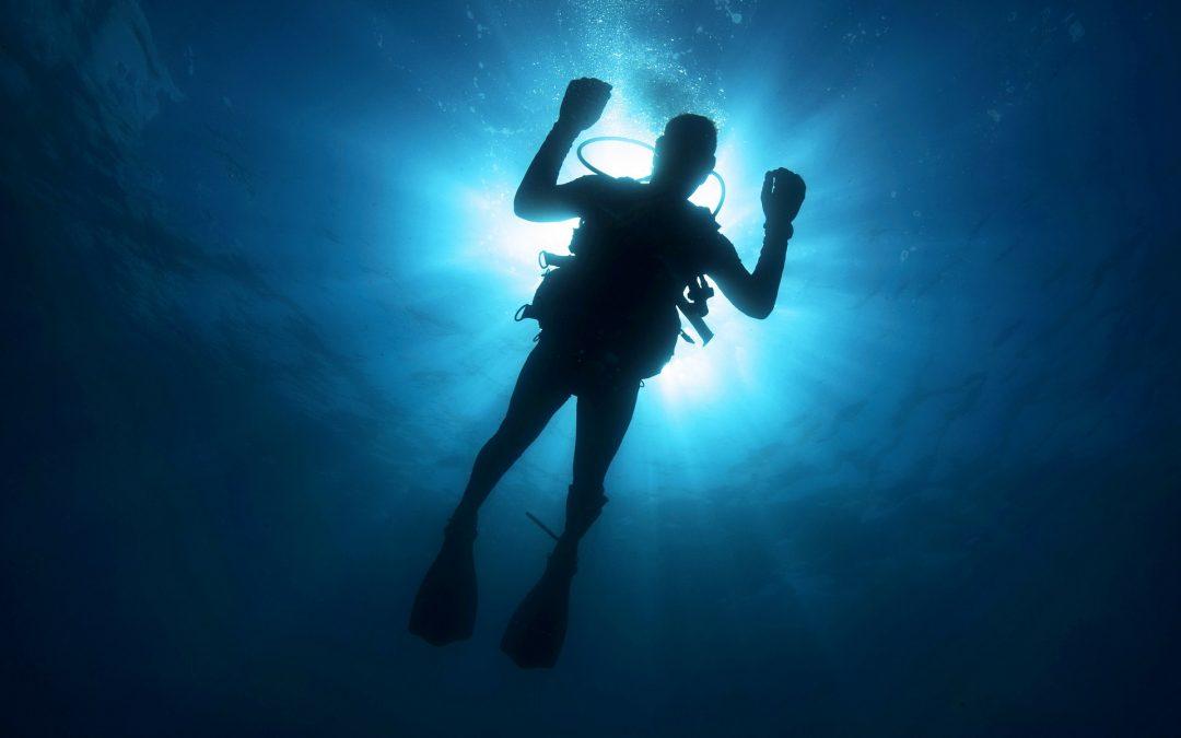 Meditatief duiken